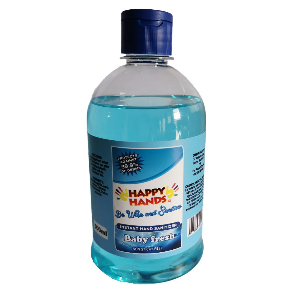 Happy Hands 500ml Bottle