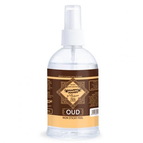 Oud 250ml Mist-Sprayer