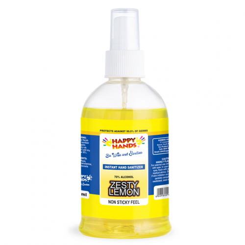 Zesty Lemon 250ml Mist-Sprayer